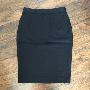 3/$25 Affinity Apparel Classic Skirt Navy